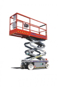 Where to rent NARROW SCISSOR LIFT 19 in Panama City FL