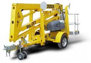 Where to find TOWABLE 35  BOOMLIFT in Panama City