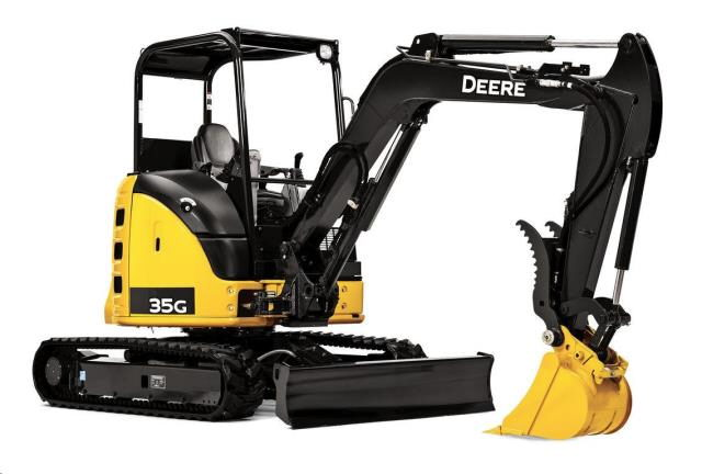 Where to find Excavator Mini 7000  Clas in Panama City