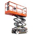 Where to rent NARROW SCISSOR LIFT 32 in Panama City FL
