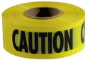 Where to rent YELLOW CAUTION TAPE 3 X300 in Panama City FL